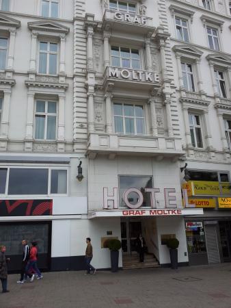 Novum Hotel Graf Moltke Hamburg Photo