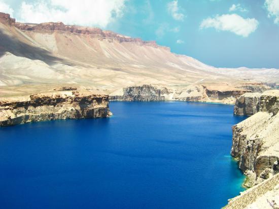 Bamyan, Afganistan: Band-e-Amir