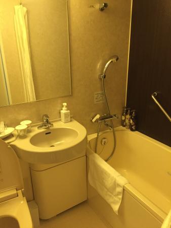 Richmond Hotel Utsunomiya Ekimae: 枕が柔らかめ。アメニティはとても良い。13時チェックアウトプランでのんびりできた。