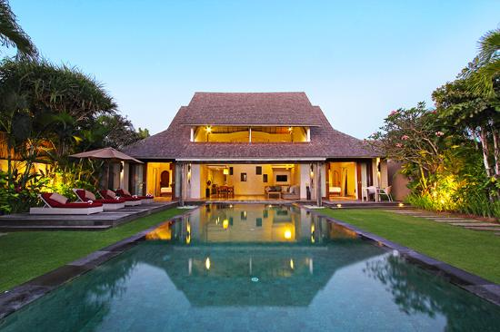 Space at Bali: 2 Bedroom villa