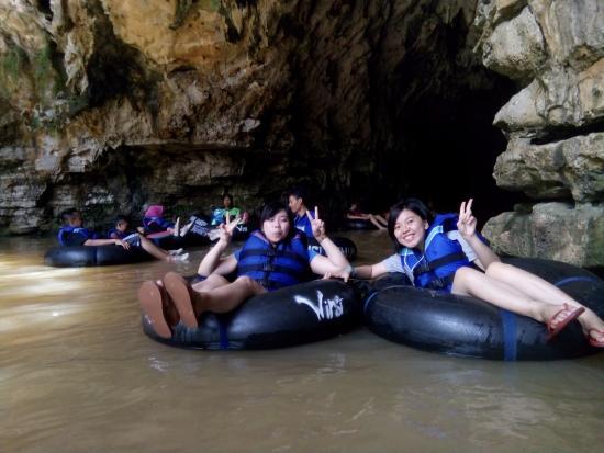 Goa Pindul Gelaran: enterance of pindul cave