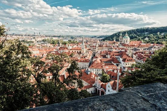 Prague InSpires Panorama
