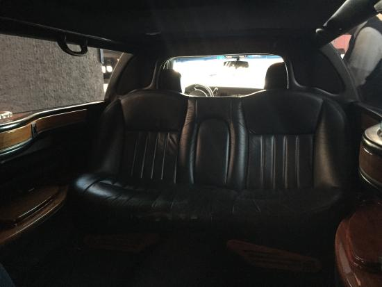 inside the stretch limo picture of lucky limousine north las rh tripadvisor co za