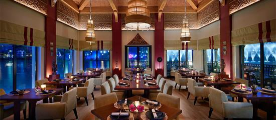 Thiptara - Indoor Seating - The Palace Downtown Dubai
