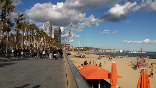 barcelone-plage