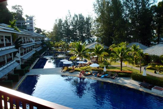 view from our standard room first building top floor picture of rh tripadvisor com
