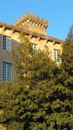 Chalabre, Francia: Façade sud du Château