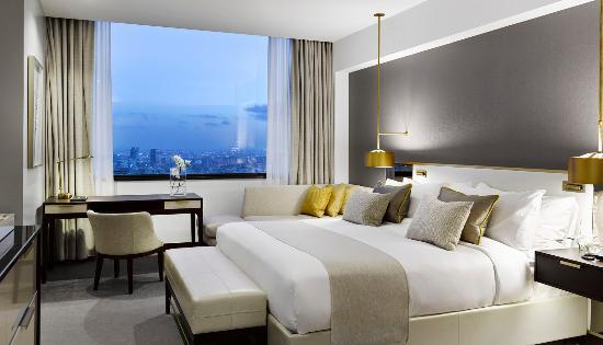 Fairmont rey juan carlos i barcelona espa a opiniones for Hoteles barcelona habitaciones cuadruples