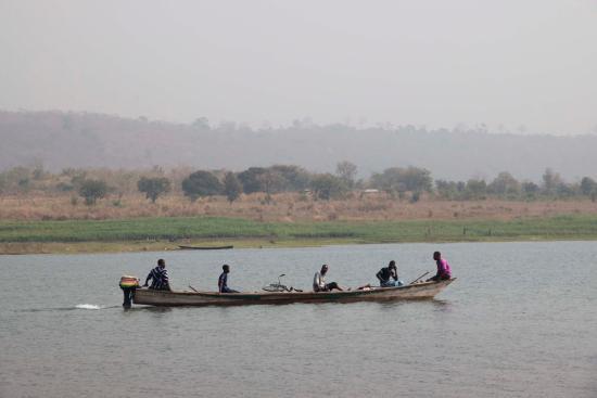 Hohoe, Ghana: Lake Volta