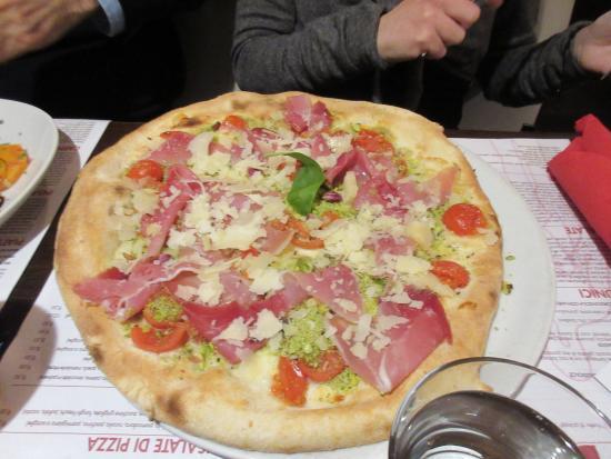 "Pizza ""Principessa"""