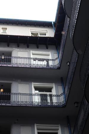 Baross City Hotel-bild