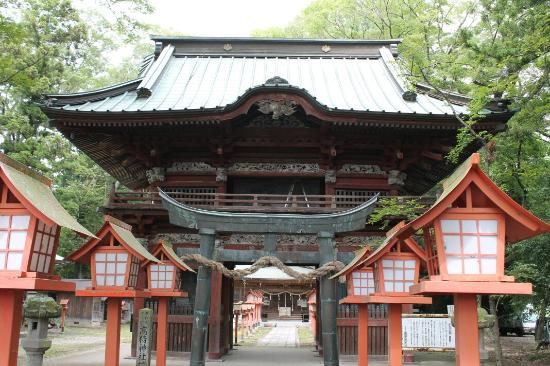 Takahashi Shrine