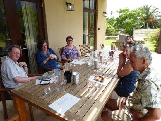 Taste the Cape Travel & Tours - Day Tours: A relaxing wine tasting