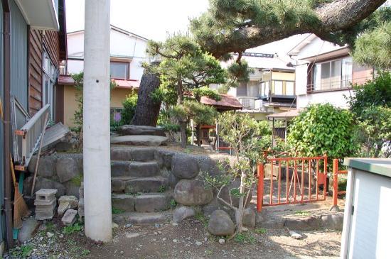 Former Oadawara Castle Edoguchi Mitsuke Ruin