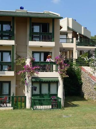 Incekum Beach Resort: Room with balcony