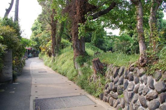 Hayakawaguchi Historical Structure