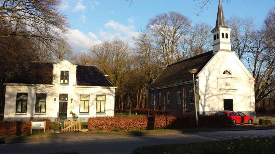 Bed & Breakfast Hierboven