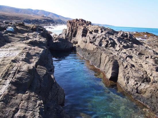 Piscinas Naturales Aguas Verdes