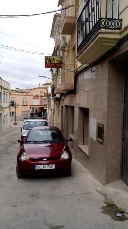 Pasteleria - cafeteria El Horno Puerta del Sol