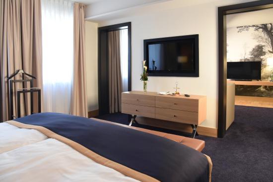 Steigenberger Hotel Bad Homburg: Schlafzimmer