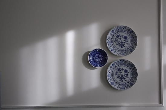 Four Seasons Hotel Prague onion ceramic wall plates in the room & onion ceramic wall plates in the room - Picture of Four Seasons ...