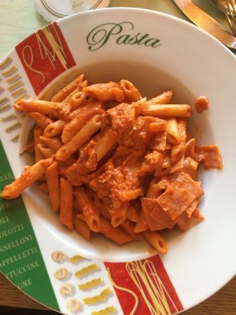Da Romeo: Vollá - Das Essen sieht nicht nur lecker aus, es schmeckt sogar noch besser