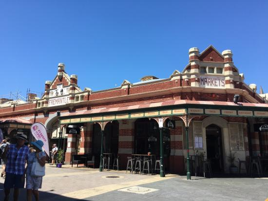 ‪Fremantle Markets‬