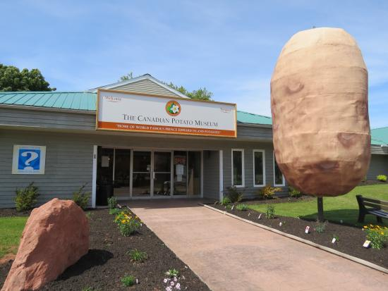 Canadian Potato Museum