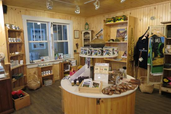 O'Leary, Canadá: Our Gift Shop