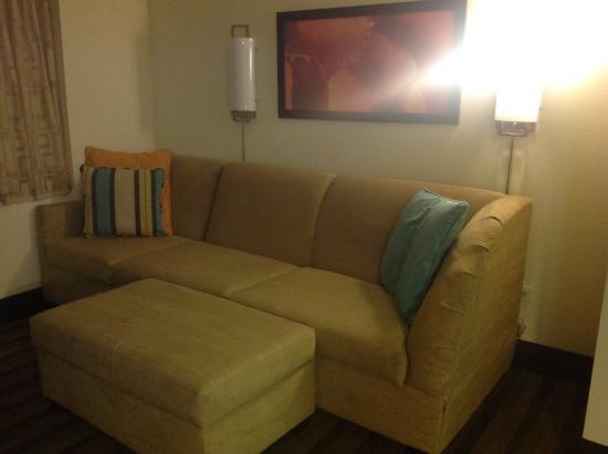 the best sofa i want one at home picture of hyatt house chicago rh tripadvisor com sg