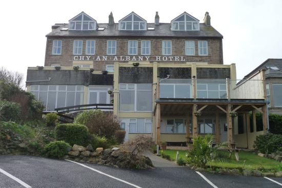 Chy-An-Albany: Chy an Albany Hotel