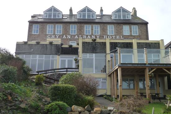 Wonderful hotel xxx picture of chy an albany st ives for 3 albany terrace st ives