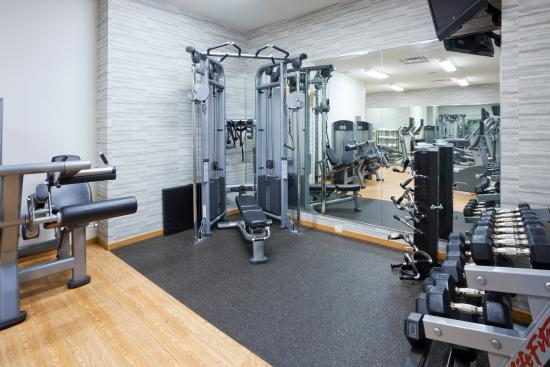 our fitness room will make you want to work out it features rh tripadvisor com