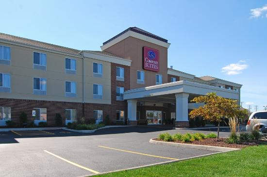 Photo of Comfort Suites Mount Vernon