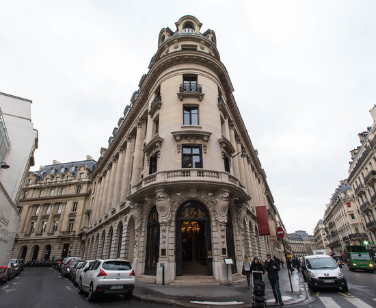 Photo of Hotel Hotel Banke at 20 Rue Lafayette, Paris 75009, France