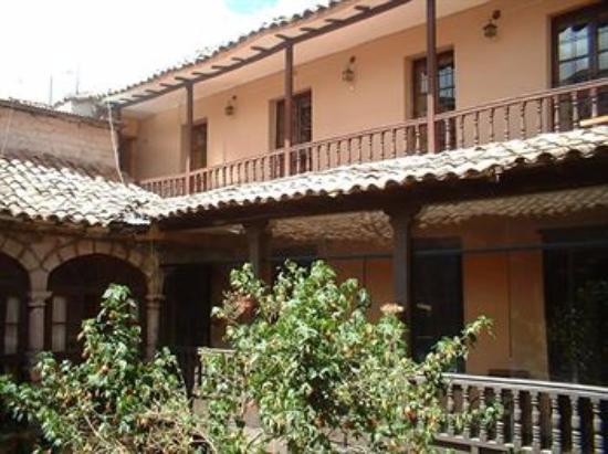 Hostal Quipu Cusco: Habitaciones 2do. piso