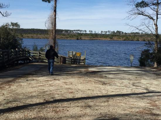 Cahooque Creek Boat Launch