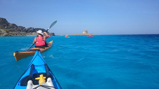 Sea Kayak Sardinia Day Excursion
