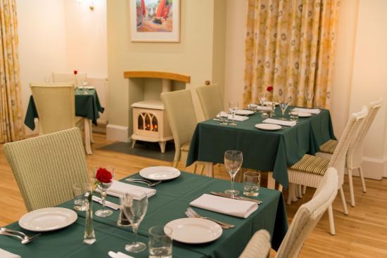 Colyford, UK: RestaurantSeven