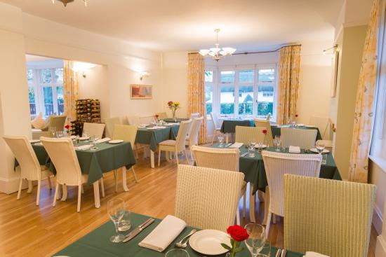 Colyford, UK: RestaurantTwo
