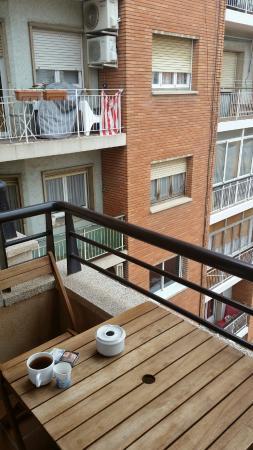 Aparthotel Napols-billede