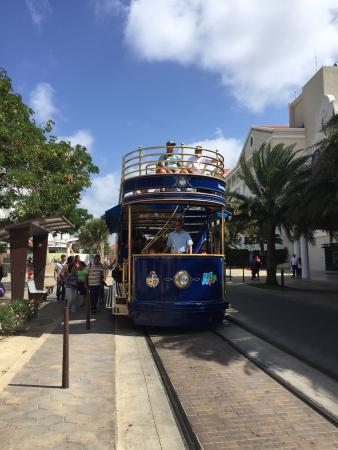 Aruba Streetcar