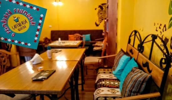 Cafeneaua Noastra Iasi