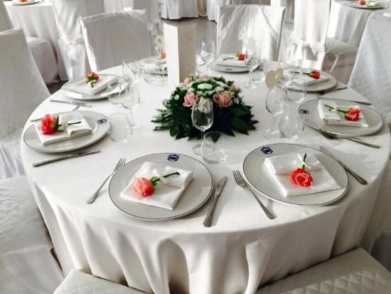 Decorazioni Sala Battesimo : Battesimo tema farfalle picture of ristorante montuori pimonte