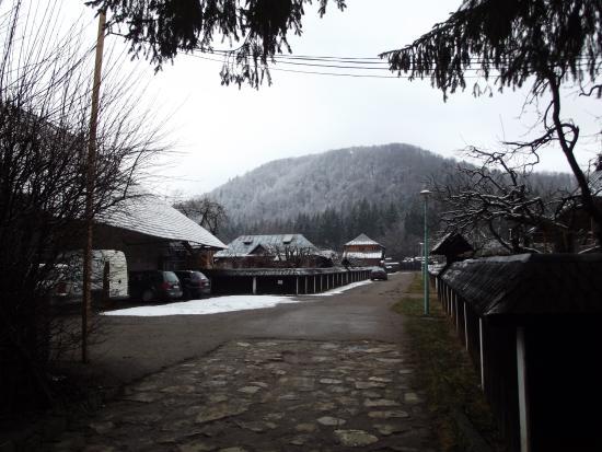 Neamt County, Romênia: Вид с улицы