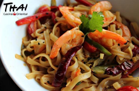 Thai Cocina Oriental: Pad Thai Noodles