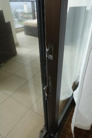 patio door from master bedroom needs to be replaced picture of rh tripadvisor com