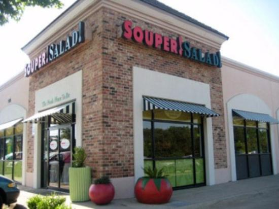 Souper Salad Austin 4211 S Lamar Blvd Ste A30 South