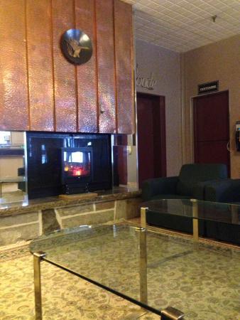 Wellington Hotel Sherbrooke: Lobby