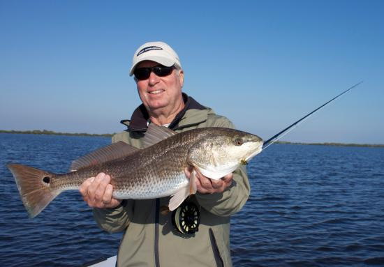 On The Spot Ins Fishing Charters Redfish Fly